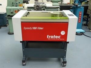 Trotec Speedy 100 Laser Marking