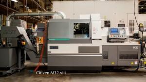 Cincom Sliding Head M32 3M3 CNC